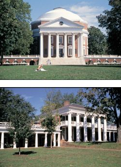 UVA Rotunda and
