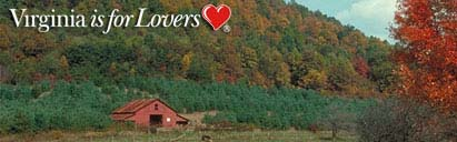 Virginia is for lovers: mountains
