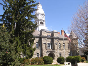 Pulaski County Court House