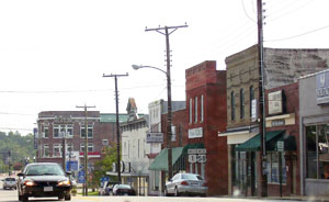 downtown south hill