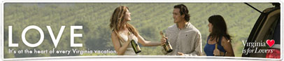 Virginia is for lovers: vineyard fun